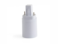 G24-E27 Bulb Socket Adapter | NaCap Series