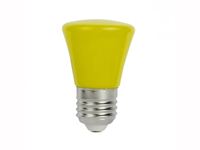 2W E27 Yellow LED Bulb | NaDeco Series