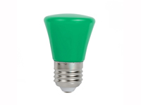 2W E27 Green LED Bulb | NaDeco Series