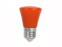 2W E27 Orange LED Bulb | NaDeco Series